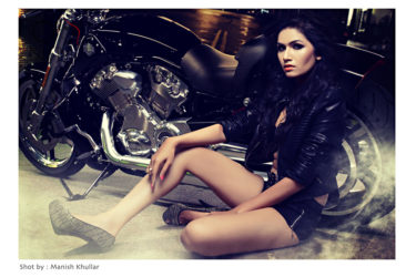 Top fashion photographer in India